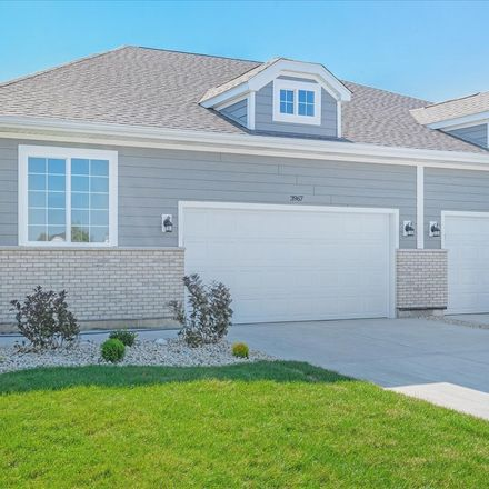 Rent this 2 bed duplex on Shoeger Drive in Yorkville, IL 60512