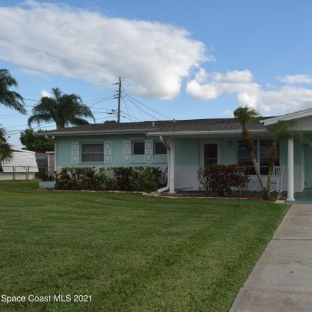 Rent this 3 bed house on 2701 Mohican Drive in Melbourne, FL 32935
