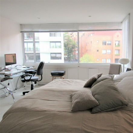 Rent this 3 bed apartment on Club El Nogal in Avenida Carrera 7, Localidad Chapinero