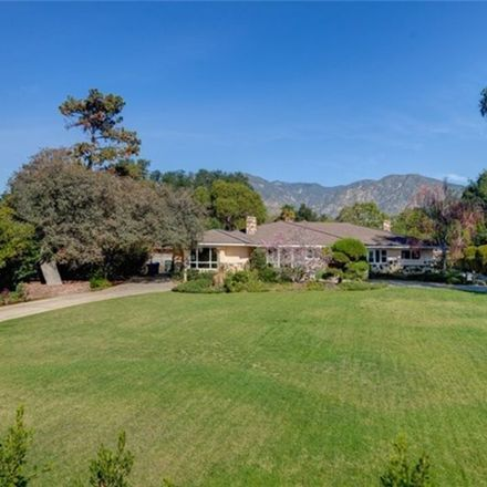 Rent this 6 bed house on 251 W Foothill Blvd in Arcadia, CA
