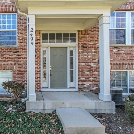 Rent this 2 bed loft on 2499 Emily Lane in Elgin, IL 60124