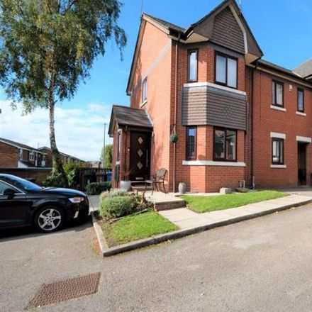 Rent this 2 bed apartment on Thistledown Close in Eccles, M30 7TD
