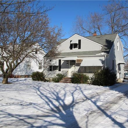 Rent this 3 bed duplex on 5759 Turney Road in Garfield Heights, OH 44125
