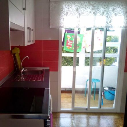 Rent this 1 bed room on Calle Sta. Lucía in 50003 Zaragoza, Spain