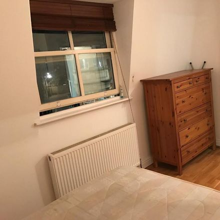 Rent this 1 bed apartment on The Yoga Edge in 83 Church Road, London SE19 2ET