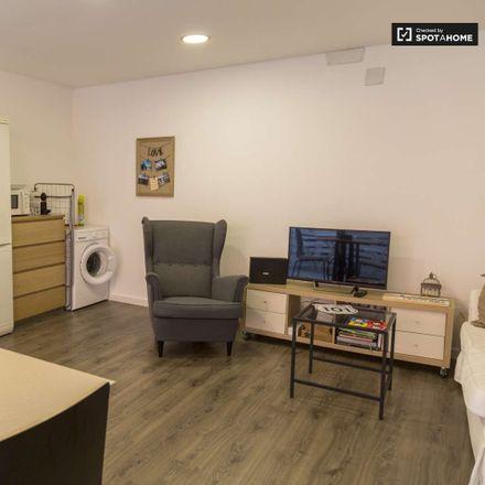 Rent this 0 bed apartment on Carrer de Lleida Sant Cugat del Vallès in Barcelona, Spain