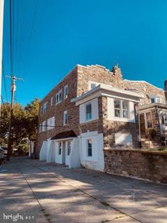 Rent this null bed townhouse on 5677 Diamond Street in Philadelphia, PA 19131