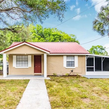 Rent this 2 bed house on 1910 East Frierson Avenue in Tampa, FL 33610