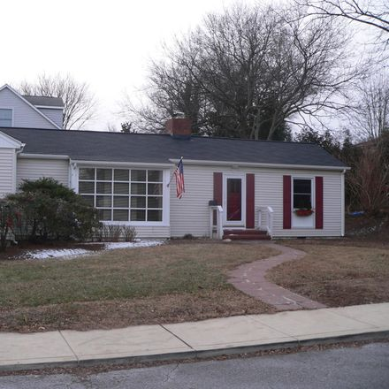 Rent this 3 bed house on 75 Amos Garrett Boulevard in Annapolis, MD 22403