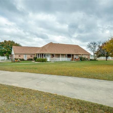 Rent this 3 bed house on 139 Lakeview Rd in Rhome, TX