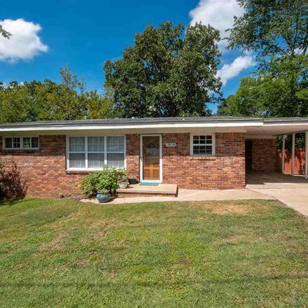 Rent this 3 bed house on 1808 North Mississippi Street in Little Rock, AR 72207