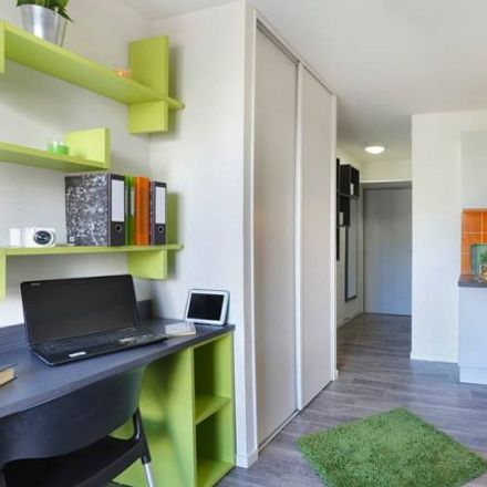 Rent this 1 bed apartment on 30b Rue Jules Vallès in 69006 Villeurbanne, France