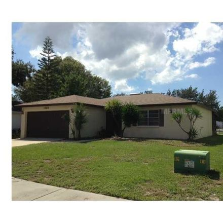 Rent this 3 bed house on 1462 Chesterfield Drive in Dunedin, FL 34698