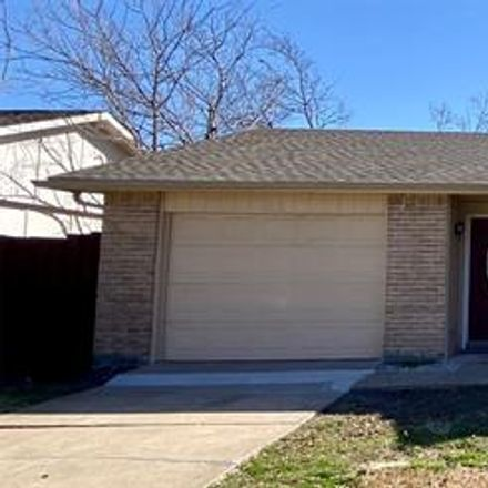 Rent this 4 bed house on 6316 Locust Street in Rowlett, TX 75089