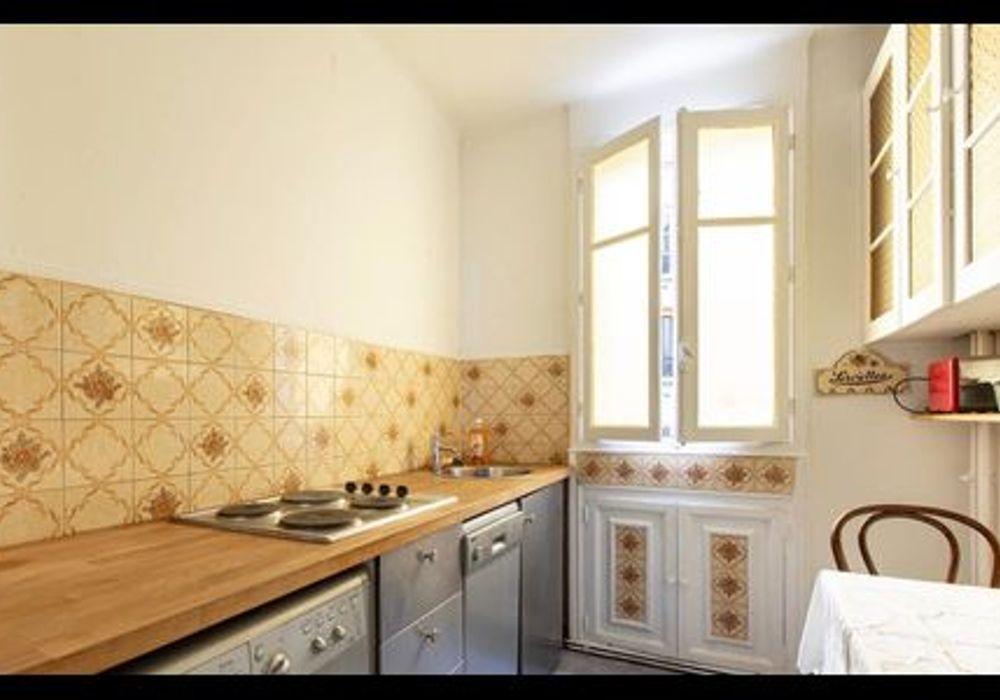 Room in 1 bed apt at 13 Rue des Fossés Saint-Marcel, 75005 ...