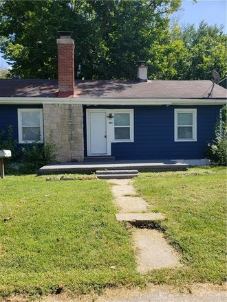 Rent this 2 bed house on 3307 Hovey Street in Indianapolis, IN 46218