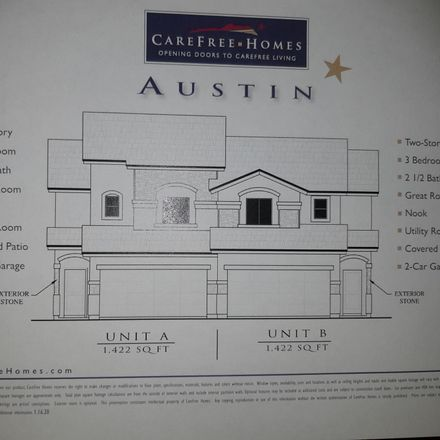 Rent this 3 bed apartment on W Valley Cir in El Paso, TX