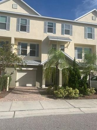 Rent this 3 bed townhouse on 850 Callista Cay Loop in Tarpon Springs, FL 34689