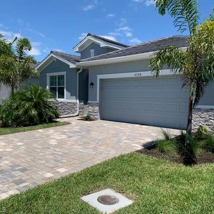 Rent this 3 bed house on Bluegrass Drive in Fort Myers, FL 33966