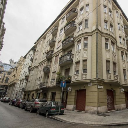 Rent this 3 bed apartment on Budapest in Veres Pálné u., 1053 Hungría