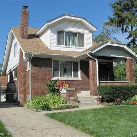 Rent this 3 bed house on 13973 Mark Twain Street in Detroit, MI 48227