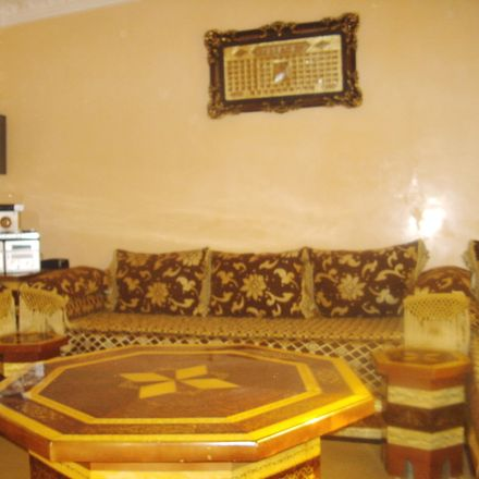 Rent this 1 bed apartment on Rue du 2 Mars in 80033 Agadir, Morocco