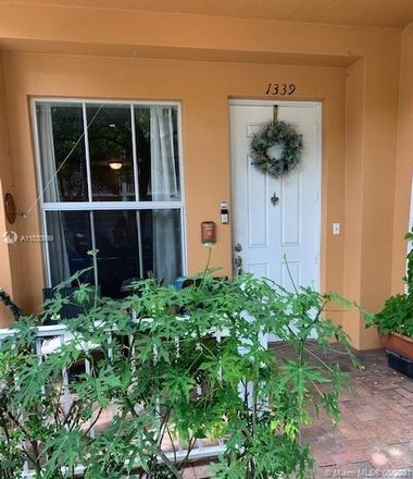 Rent this 1 bed townhouse on Southwest 3rd Court in Fort Lauderdale, FL 33312