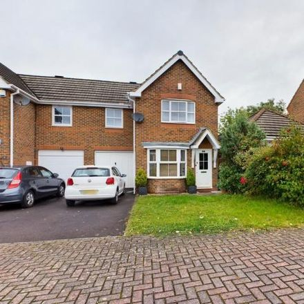 Rent this 3 bed house on 63 Emerson Way in South Gloucestershire, BS16 7AS