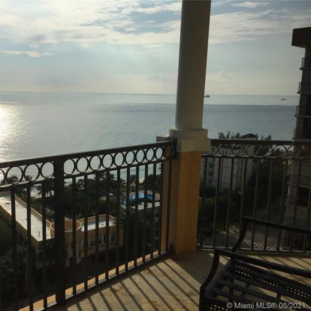 Rent this 3 bed condo on Fort Lauderdale in FL, US