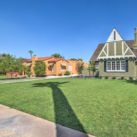 Rent this 2 bed house on 510 West Coronado Road in Phoenix, AZ 85003