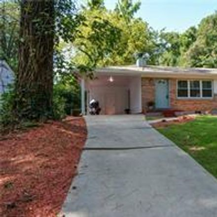 Rent this 3 bed house on 2563 Woodgreen Drive in Chamblee, GA 30341