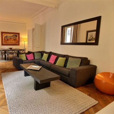Rent this 4 bed apartment on 106 Avenue Victor Hugo in 75116 Paris, France