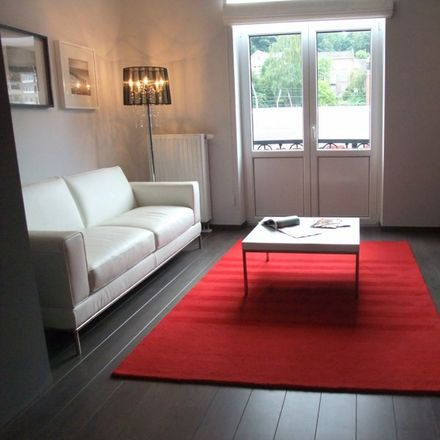 Rent this 1 bed apartment on Rue Varin 81 in 4000 Liège, Belgium