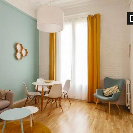Rent this 2 bed apartment on Carrer de Roger de Llúria in 119, 08037 Barcelona