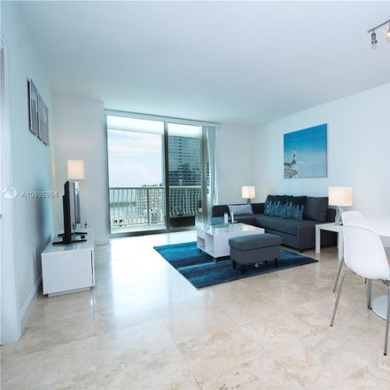 Rent this 1 bed apartment on The Arketekt by Aficionados in 1200 Brickell Bay Drive, Miami