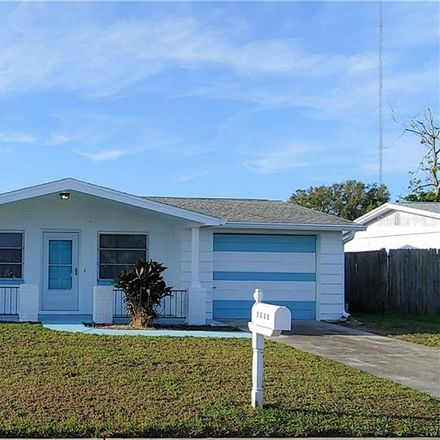 Rent this 2 bed house on 3230 Elkridge Drive in Anclote, FL 34691