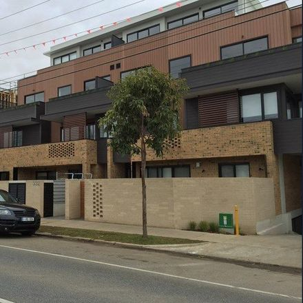 Rent this 2 bed apartment on 107/332 Neerim Road