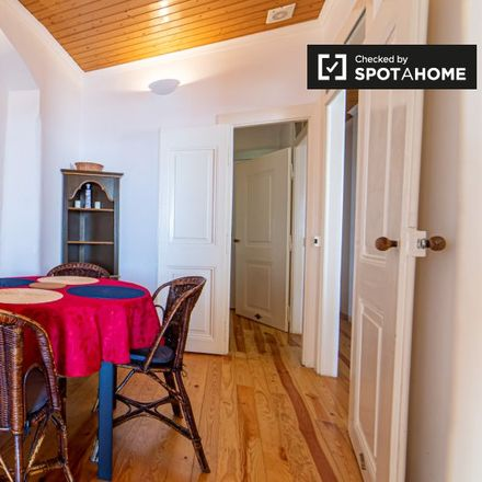 Rent this 1 bed apartment on Arquivo Histórico Militar in Largo dos Caminhos de Ferro, 1100-366 Lisbon