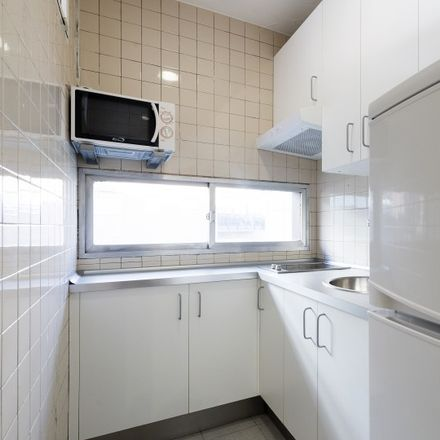 Rent this 1 bed apartment on Calle de Víctor Andrés Belaúnde in 46-A, 28001 Madrid