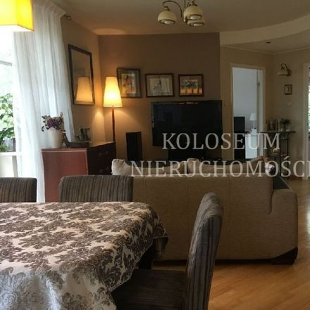 Rent this 3 bed apartment on Puławska in 02-780 Warsaw, Poland