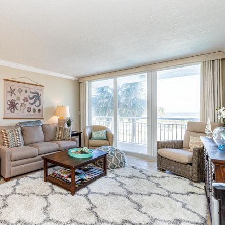 Rent this 2 bed condo on Ocean Dr S in Jacksonville Beach, FL