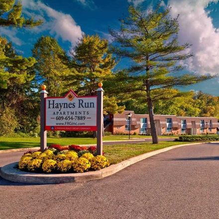 Rent this 2 bed apartment on 853 Haynes Run in Medford Township, NJ 08055