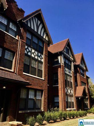 Rent this 2 bed condo on 13th Avenue in Birmingham, AL 35224