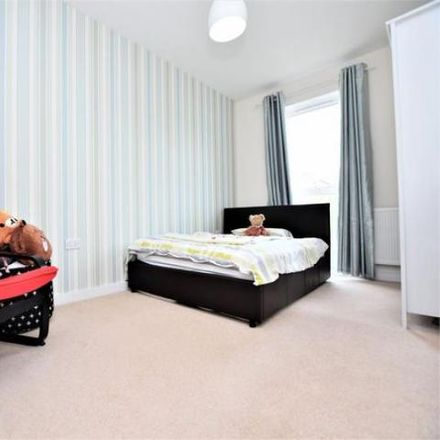 Rent this 3 bed house on Patrick Crescent in London RM8 1EW, United Kingdom