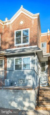 Rent this 3 bed townhouse on 1711 Belfield Avenue in Philadelphia, PA 19141