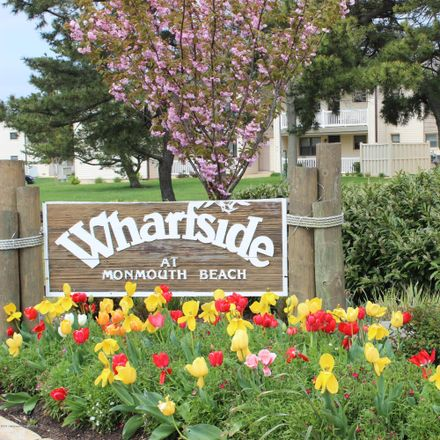 Rent this 1 bed condo on 181 Wharfside Drive in Monmouth Beach, NJ 07750