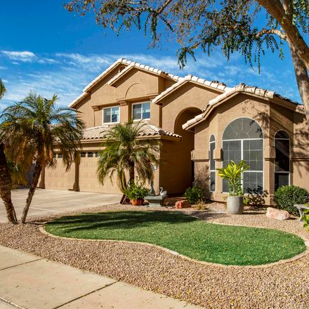 Rent this 5 bed house on 412 West Sagebrush Street in Gilbert, AZ 85233