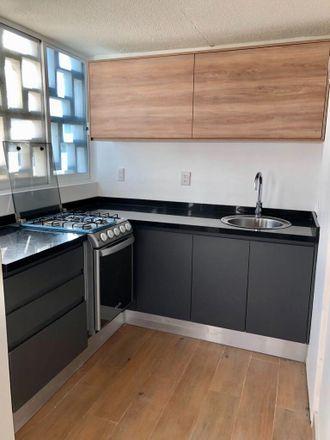 Rent this 1 bed apartment on Carnitas Light El Paisa in Calle Lamartine, Bosques de Chapultepec