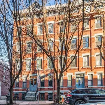 Rent this 2 bed loft on 1st St in Jersey City, NJ