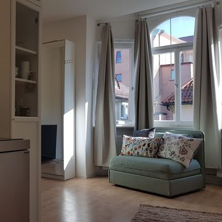 Rent this 1 bed apartment on Haußmannstraße 190 in 70188 Stuttgart, Germany